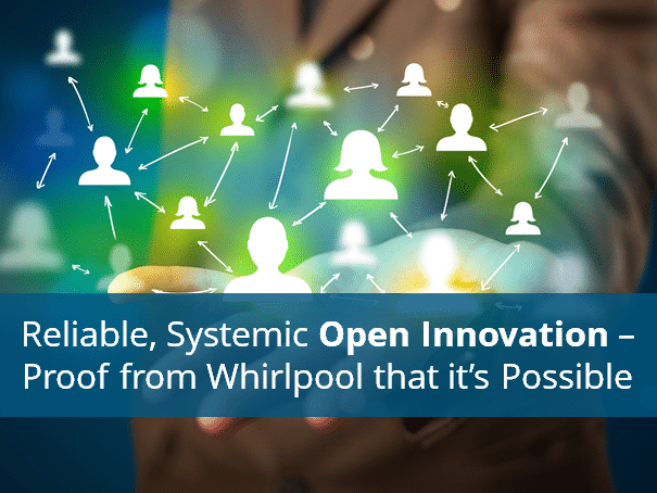 Whirlpool Open Innovation