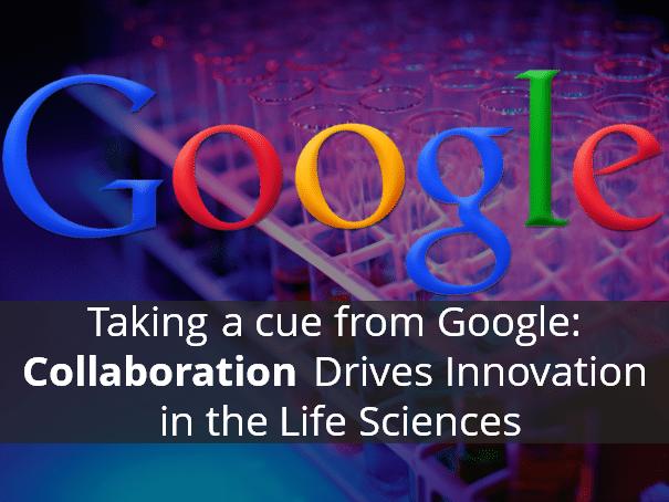 Google Collaboration Life Sciences