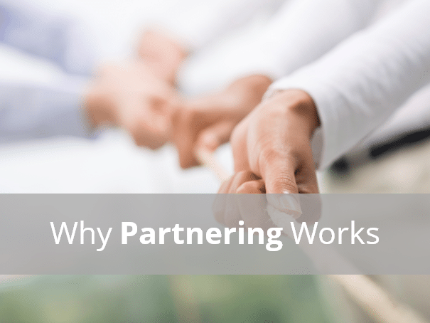 Why partnering works