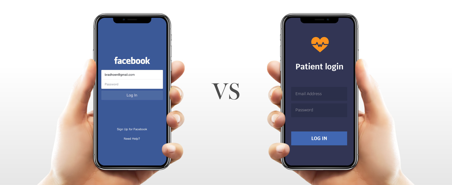 Social media vs digital health: why are there double standards?