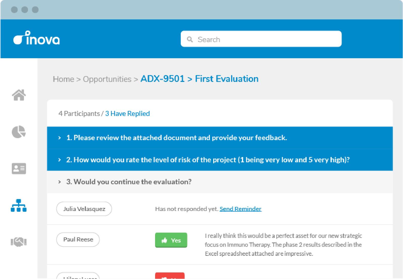 Get feedback faster