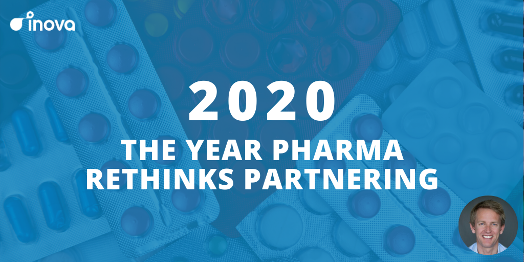 2020: The Year Pharma Rethinks Partnering