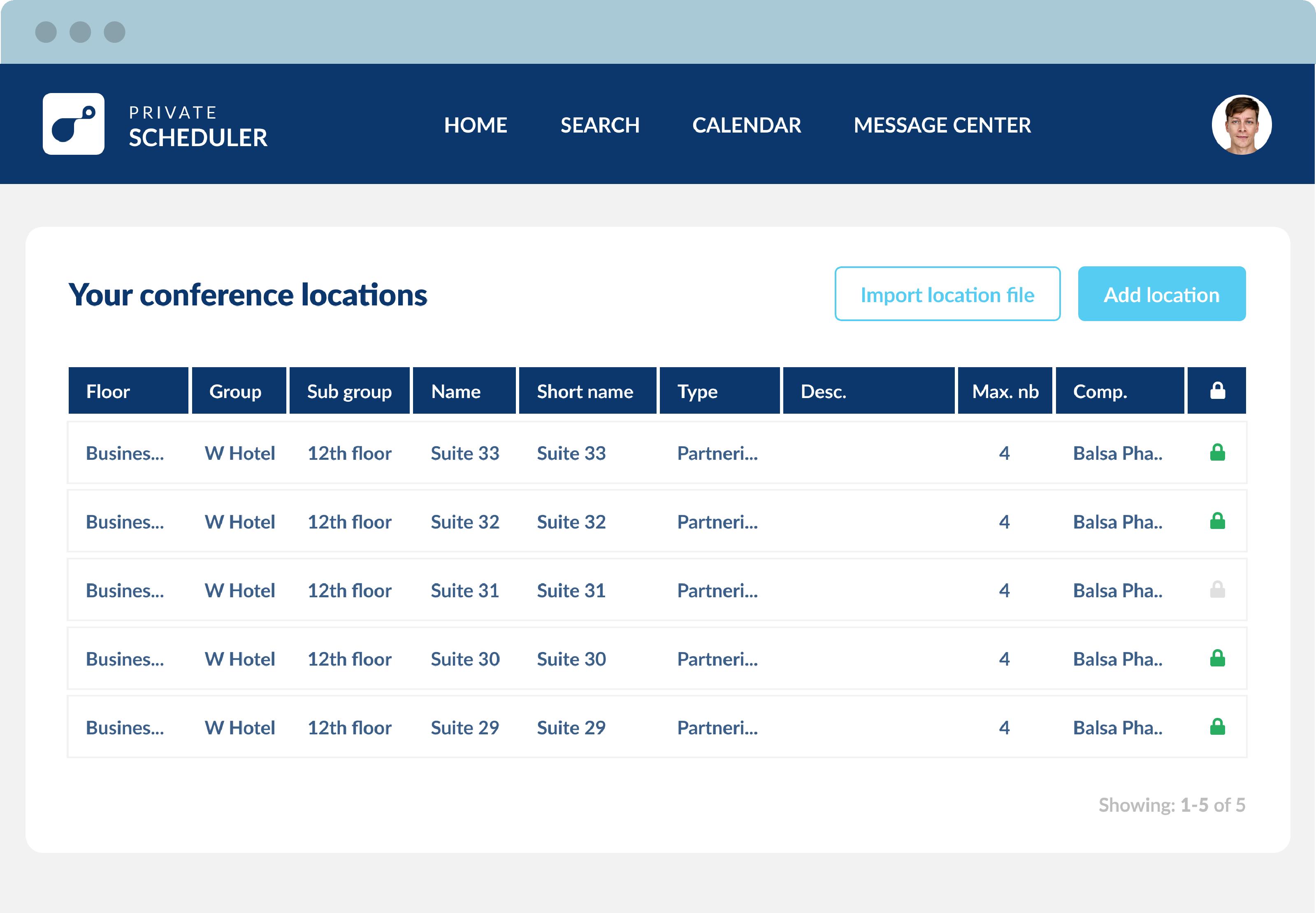 External Portal