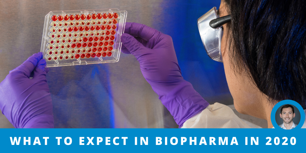 What to Expect in Biopharma in 2020