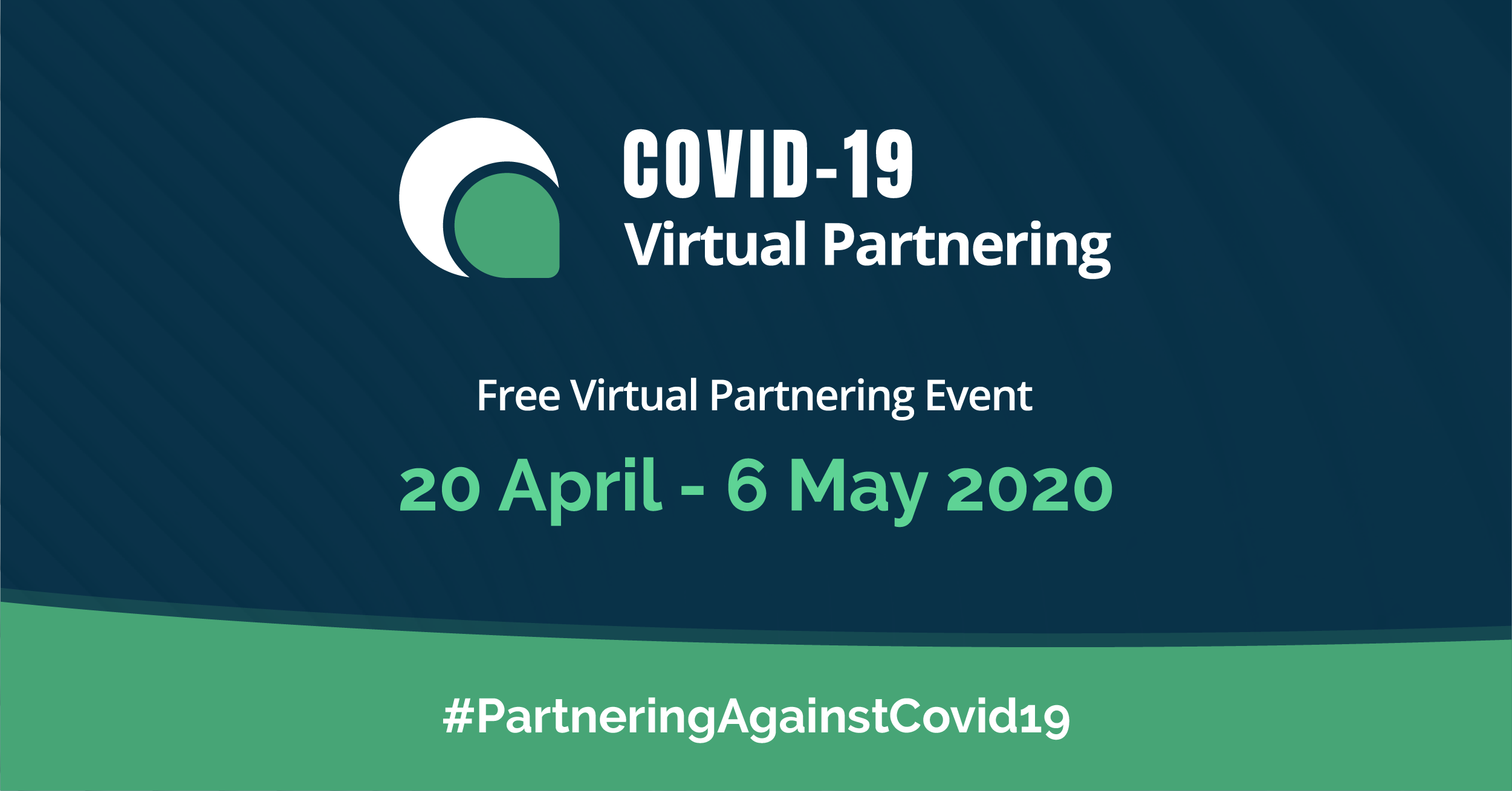 Virtual partnering event launched to accelerate partnerships in the life sciences industry to fight against COVID-19