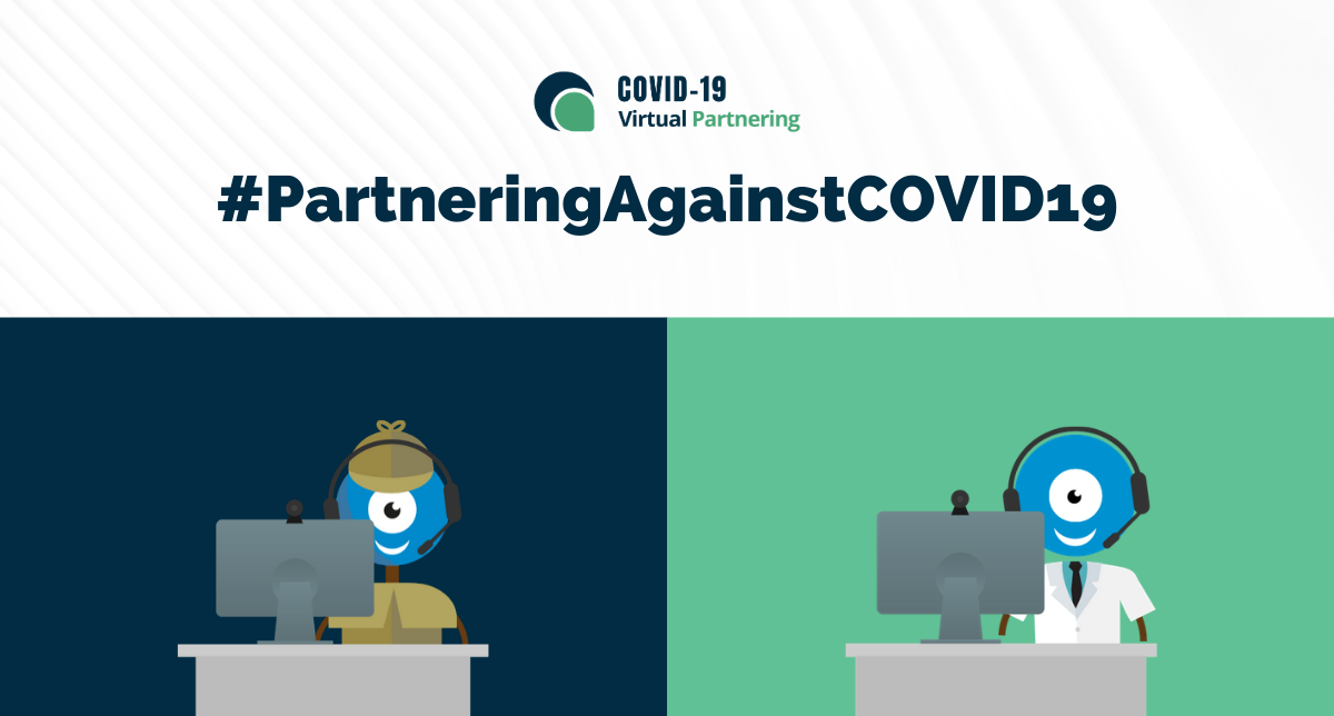 #PartneringAgainstCovid19: Fighting a Pandemic by Innovating Partnering