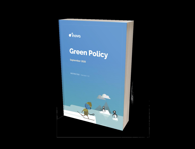 Inova's Green Policy 2020
