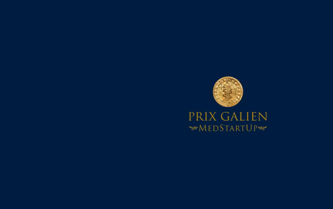 The Galien Medstartup 2020