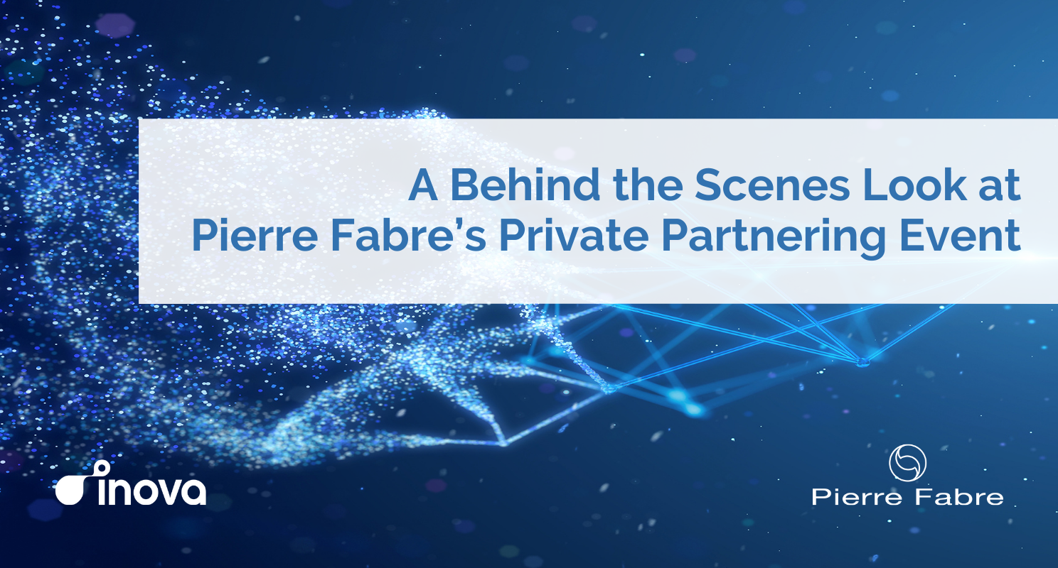 A Behind the Scenes Look at Pierre Fabre's Private Partnering Event
